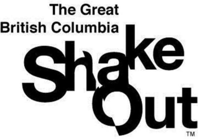 The Great British Columbia ShakeOut (CNW Group/Insurance Bureau of Canada) (CNW Group/Insurance Bureau of Canada)