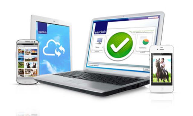 Eastlink's Internet Evolved features Personal Cloud. (CNW Group/Eastlink)