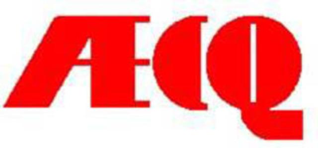 Association des entrepreneurs en construction du Québec (AECQ). (Groupe CNW/Association des Entrepreneurs en Construction du Québec (AECQ))