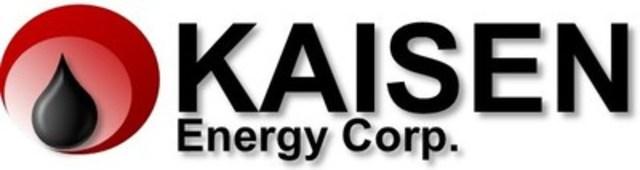 Kaisen Energy Corp. (CNW Group/Kaisen Energy Corp.)