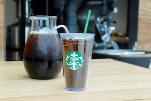 Starbucks® Cold Brew (CNW Group/Starbucks Coffee Canada)