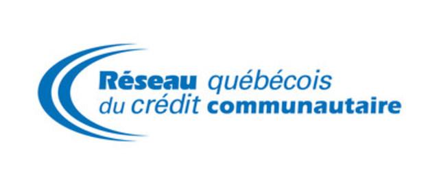 Logo : Réseau québécois du crédit communautaire (RQCC) (Groupe CNW/Réseau québécois du crédit communautaire)