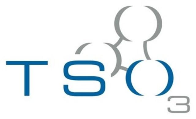 Logo : TSO3 (Groupe CNW/TSO3 inc.)