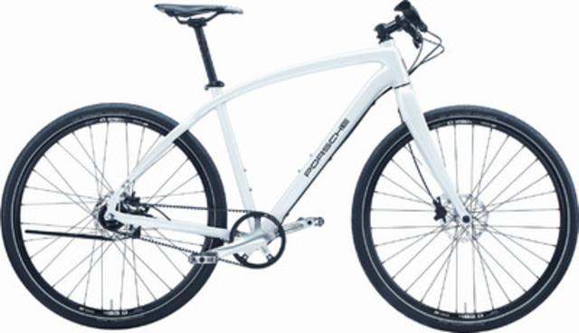 Le vélo Bike S de Porsche Design. (Groupe CNW/Porsche Canada)