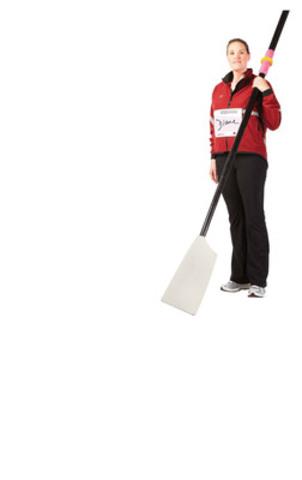 Heather Davis, Olympic Rower Bronze Medalist, CIBC Employee (CNW Group/CIBC)