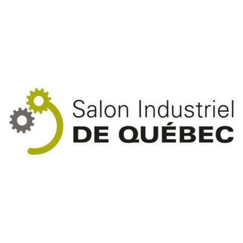 Logo Salon Industriel de Québec (Groupe CNW/Promotions André Pageau)