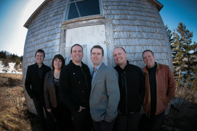 The Barra MacNeils will perform on the Atlantic Lottery/Red Shores Mainstage on July 4, 2014 during Nova Scotia Week in the PEI 2014 Celebration Zone (CNW Group/Prince Edward Island 2014 Inc.)