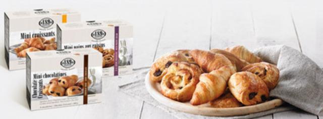 189 Harwood est une marque de produits gourmets préparés par Première Moisson. Cette nouvelle étiquette gourmande a été créée tout spécialement pour ses clients en épicerie et grande surface. Le nom de la marque évoque l'adresse de la première boulangerie et maison mère du groupe à Vaudreuil-Dorion. (Groupe CNW/PREMIERE MOISSON)