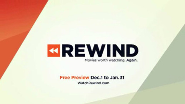 Video: Rewind set to launch Canada-wide on December 1st with a 60-day free preview