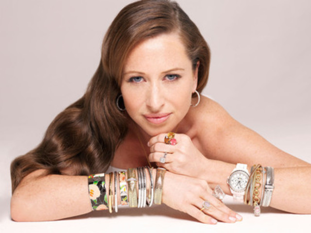 Birks is today celebrating the launch of its new Jewellery Styling campaign and announcing it has signed on Canadian personality Jessica Mulroney as its new Jewellery Style Expert. (CNW Group/BIRKS & MAYORS INC.)