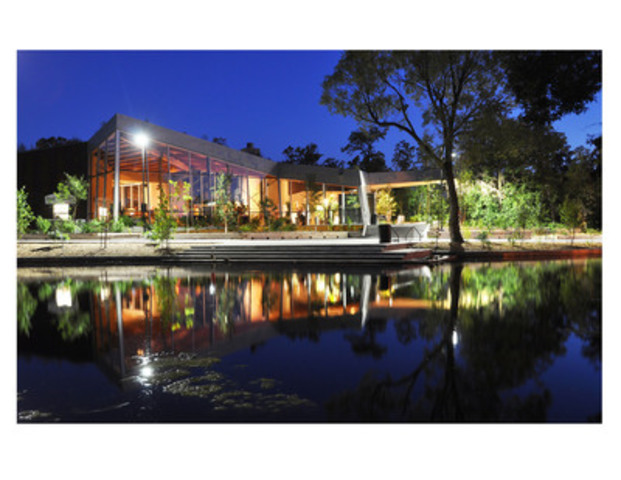 Qualico Family Centre - Courtesy of Number Ten Architectural Group (CNW Group/Wood WORKS! Alberta)