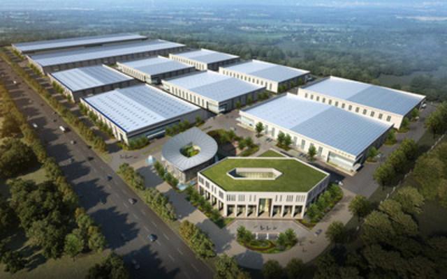 LOGOS conclut une coentreprise avec CBRE Global Investment Partners et Ivanhoé Cambridge (Groupe CNW/Ivanhoé Cambridge)