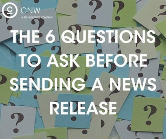 Boost the Performance of Your News Release With This Checklist From CNW (CNW Group/CNW Group Ltd.)