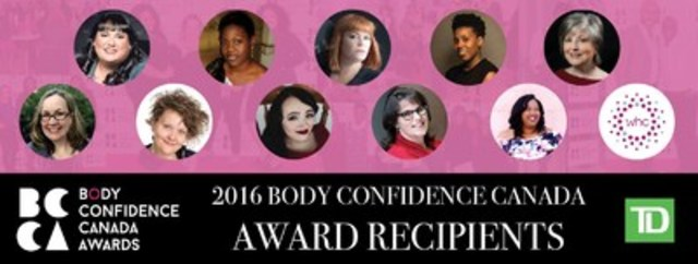 Body Confidence Canada (CNW Group/Body Confidence Canada)