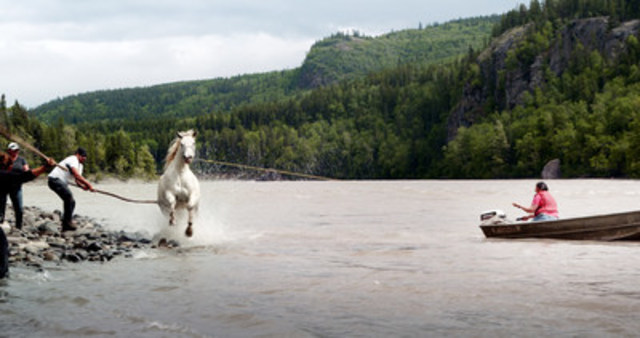 From the film KoneLine (CNW Group/Banff Centre for Arts and Creativity)