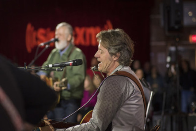 "SiriusXM's ""Blue Rodeo Radio"" celebrates the legendary Canadian band with a limited-run channel starting November 11. (CNW Group/SiriusXM Canada)"