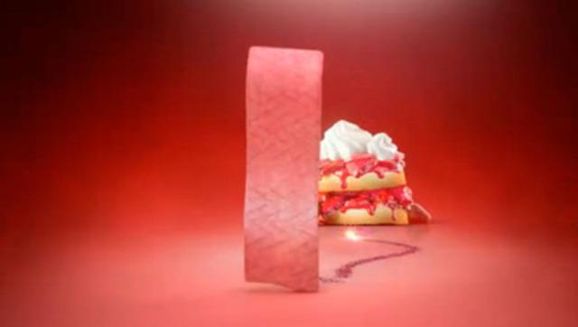 Video: Juicy Fruit Desserts Sugar Free Gum English Commercial