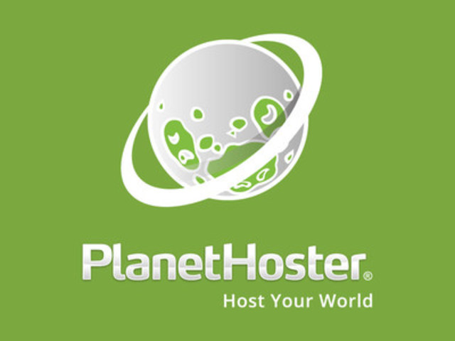 Logo PlanetHoster (Groupe CNW/PlanetHoster)