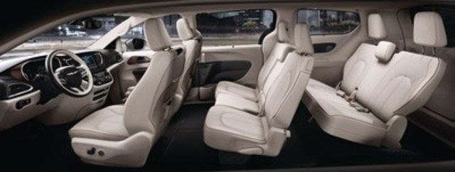Magna has supplied seats for FCA US minivans since the automaker invented the segment in the 1980s, and the partnership continues to help make the 2017 Chrysler Pacifica the segment definer. The Stow ''n Go system, co-developed by FCA US and Magna, is an improved version with redesigned seats for added comfort and side support. Photo courtesy of FCA US (CNW Group/Magna International Inc.)
