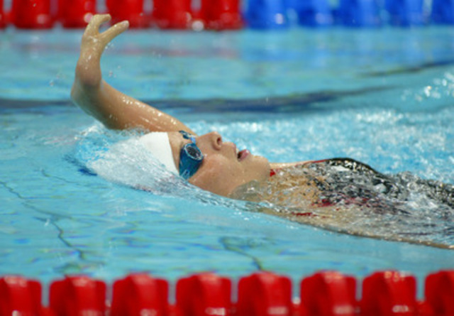 The Canadian Paralympic Committee is pleased to announce that four-time Paralympic swimmer Elisabeth Walker-Young (North Vancouver, B.C.) has been named Team Canada's Chef de Mission for the Toronto 2015 Parapan American Games. (CNW Group/Canadian Paralympic Committee (CPC))