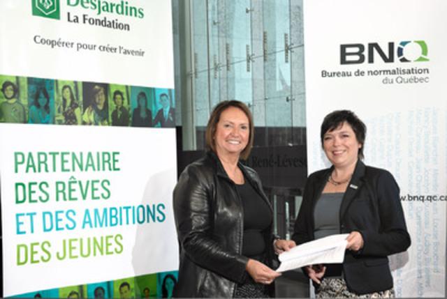 Cnw de l aide du bnq pour les organismes de bienfaisance