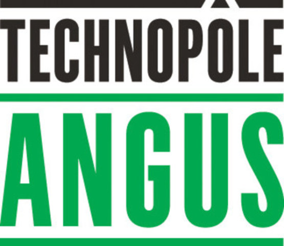 Logo (CNW Group/Technopôle Angus)