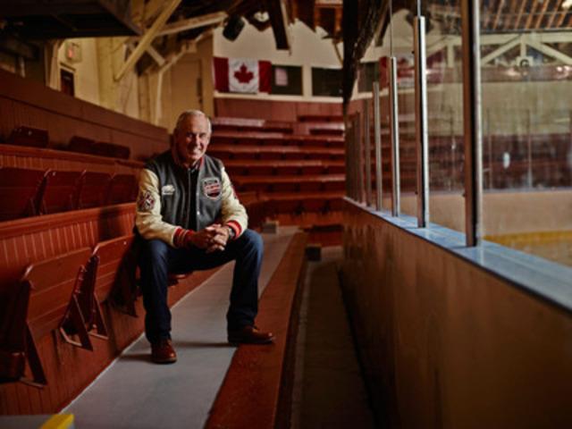 Bientôt dans une ville près de chez vous : Une célébration de « notre sport » avec Rogers Hometown Hockey et Ron MacLean (Groupe CNW/Sportsnet)