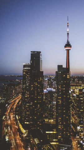 Sky scraping photographer Jayscale puts the LG G4 to the test capturing the Toronto skyline from dizzying ...