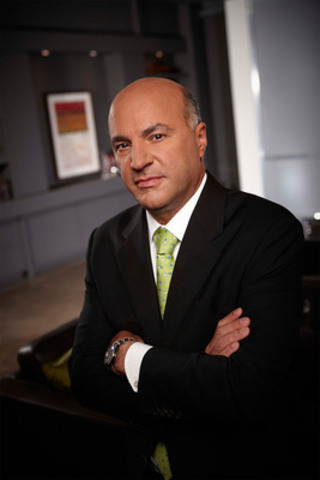 Kevin O'Leary of Redemption Inc. Mondays at 9 pm (930 pm NT) on CBC TV (CNW Group/Canadian Broadcasting Corporation)