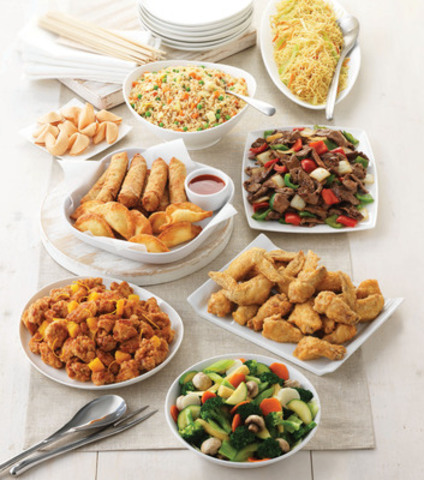Manchu WOK Catering: Fast and Fresh (CNW Group/Manchu Wok Fast & Fresh Chinese Cuisine)