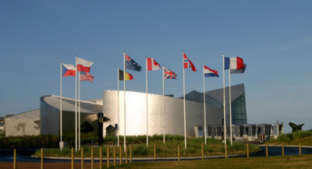 Juno Beach Centre - Normandy, France (CNW Group/Juno Beach Centre Association)