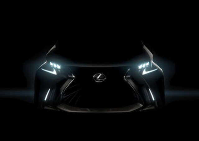 North American debut of the ultra-compact Lexus LF-SA Concept highlights display of all Lexus models –and ...