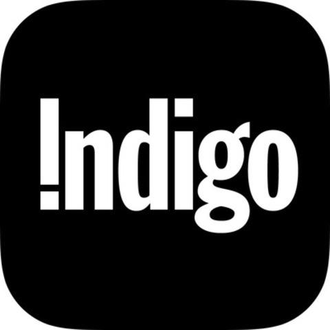 Indigo iOS App Icon (CNW Group/Indigo Books & Music Inc.)