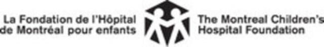 Logo : Montreal Children's Hospital Foundation (CNW Group/The Montreal Children's Hospital Foundation)