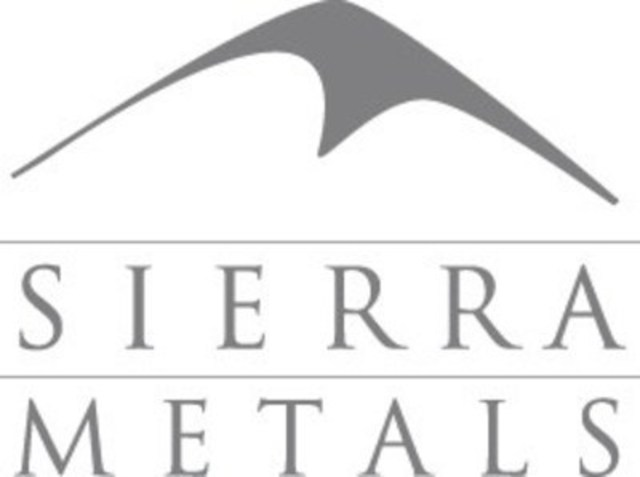 Sierra Metals Inc. (CNW Group/Sierra Metals Inc.)