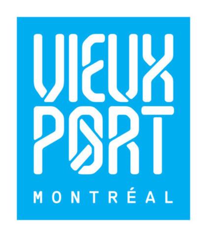 Logo : Société du Vieux-Port de Montréal inc. (Groupe CNW/Société du Vieux-Port de Montréal inc.)