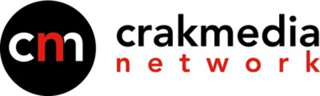 Crakmedia Logo (CNW Group/Crakmedia)