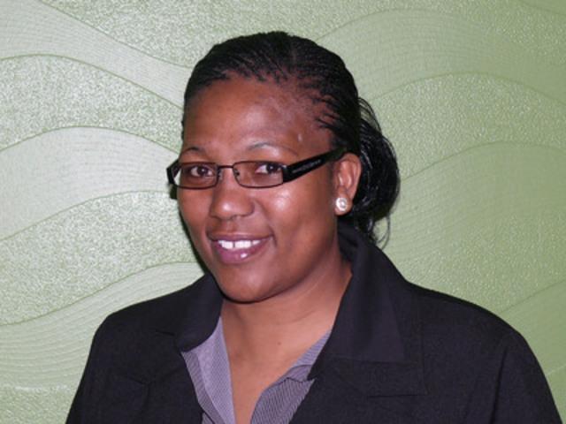 Petronilla Ndebele, ARP (Groupe CNW/Société canadienne des relations publiques)