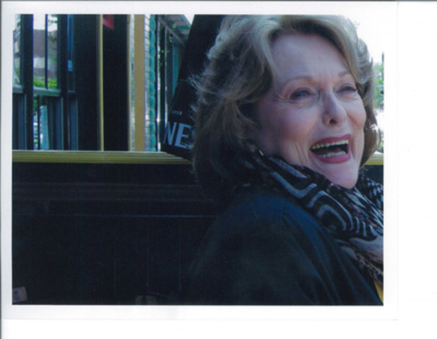 Shirley Douglas (CNW Group/ACTRA Toronto)
