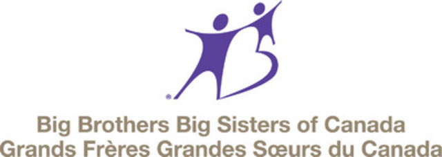 Big Brothers Big Sisters of Canada (CNW Group/Big Brothers Big Sisters of Canada)
