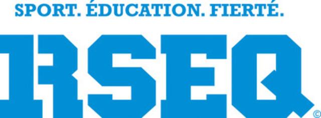 Logo : RSEQ (Réseau du sport étudiant du Québec)(Groupe CNW/Réseau du sport étudiant du Québec)