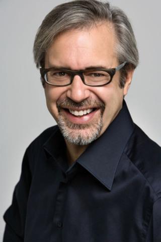 Marc Blondeau. Crédit photo: Geneviève Charbonneau (Groupe CNW/Place des arts)
