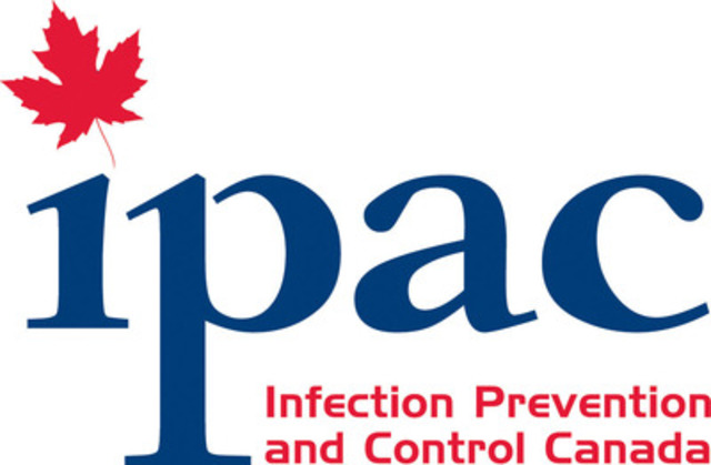 Infection Prevention and Control Canada (IPAC Canada) Logo (CNW Group/Infection Prevention and Control Canada (IPAC Canada))