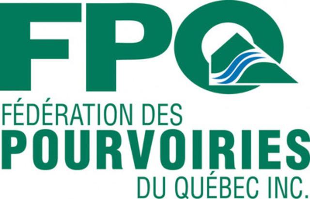 Fédération des pourvoiries du Québec (Groupe CNW/Fédération des pourvoiries du Québec (FPQ))