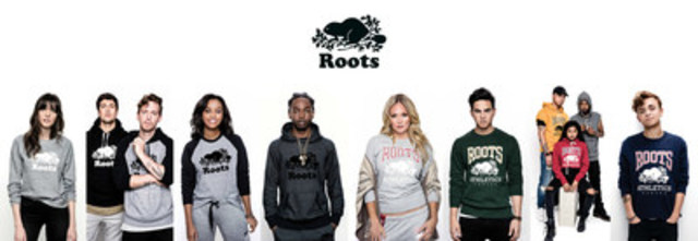 Roots Canada works with emerging Canadian musicians on their #sweatstyle campaign: (from left to right) Charlotte Cardin, Humans, Ruth B, Jazz Cartier, Meghan Patrick, Tyler Shaw, EMP, Scott Helman. (CNW Group/Roots Canada Ltd.)
