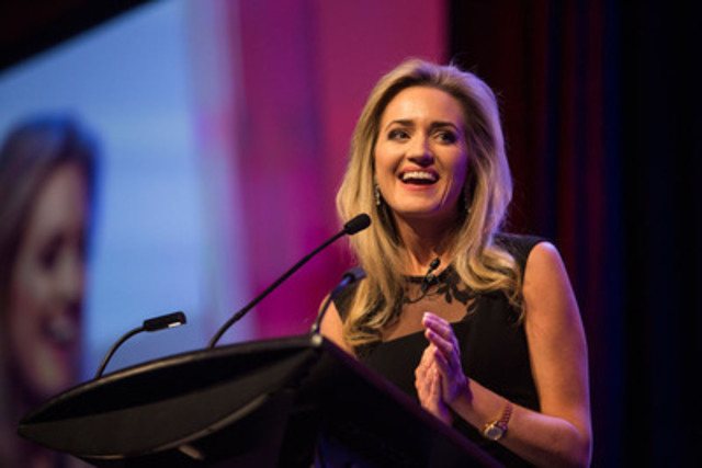 Morningstar Awards host Catherine Murray (CNW Group/Morningstar Research Inc.)