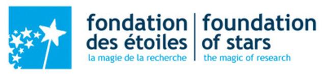 Le nouveau logo de la Fondation des étoiles (Groupe CNW/FONDATION DES ETOILES)