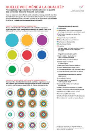 Principales perspectives sur l'amélioration de la qualité des systèmes de soins de santé au Canada (Groupe CNW/Conseil Canadien de la Santé)