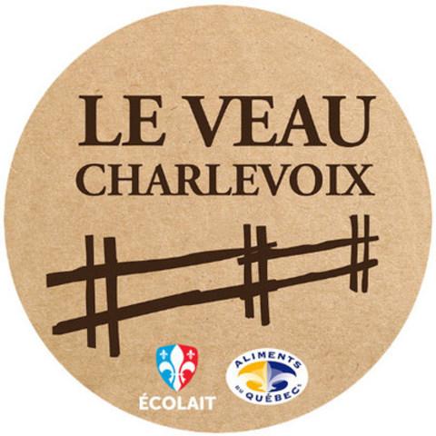 Logo (Groupe CNW/Le Veau Charlevoix)