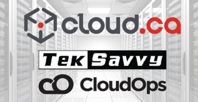 TekSavvy et CloudOps unissent leurs forces pour propulser cloud.ca et attaquer de front la souveraineté des données (Groupe CNW/TekSavvy Solutions Inc.)